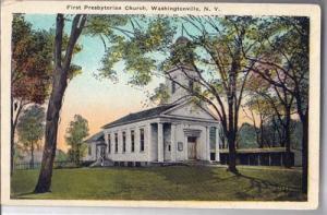 First Presbyterian Church, Washingtonville NY