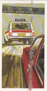 Brook Bond Tea Vintage Trade Card Police File 1977 No 14 The Shepherd
