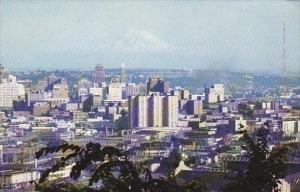 Seattle Business District Seattle Washington