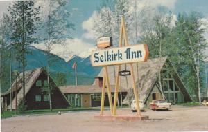 Selkirk Inn , GOLDEN , B.C. , Canada , 50-60s #1