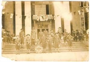 RP, Firemen Convention, 2nd Regiment- N.G.S.C. Band, Anderson, South Carolina...