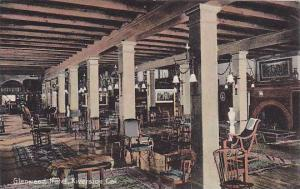 Interior, Glenwood Hotel,Riverside,California,PU-1908