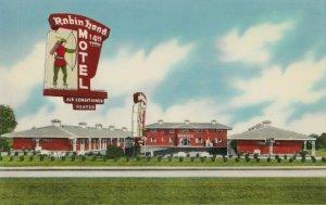 JONESBORO , Georgia , 1950-60s ; Robin Hood Motel