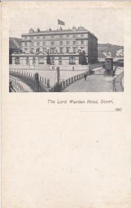 DOVER, Kent, England, United Kingdom; The Lord Warden Hotel, 00-10s