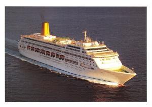 Postcard P&O Cruise Liner Ship ORIANA G79