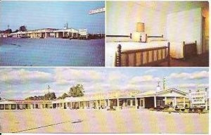 KY Richmond Robbins Motel
