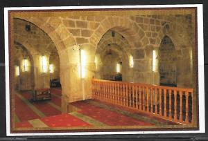 Jerusalem, Dome of the Rock, interior, unused