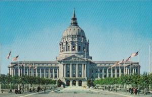 City Hall And Civic Center San Francisco California