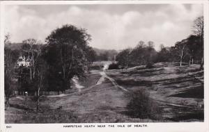 RP; Hampstead Heath near the Vale of Health, LONDON, England, United Kingdom,...