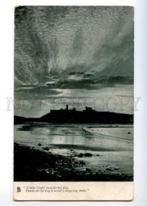 174009 UK Yonder lonely mouldering pile TUCK MOONLIGHT EFFECTS