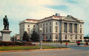 Macon Georgia~Federal Building~Post Office Court House~Monument~1950s
