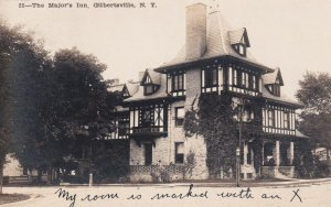 RP: GILBERTSVILLE , New York , 1908 ; The Major's Inn