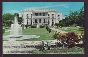 Sam Lord's Castle St Philip Barbados Post Card 3547