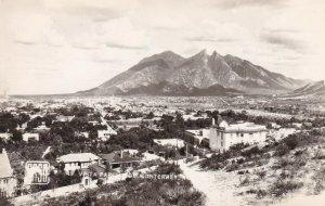 RP: MONTERREY, N.L. , Mexico, 1930-40s ; Vista Parcial