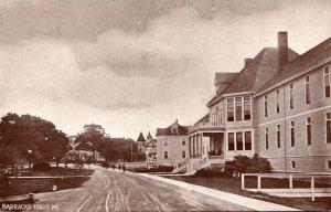 Maine Togus The Barracks Veterans Administration Facility