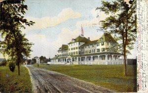 Hotel Au Sable Chasm Adirondack Mountains Keeseville NY New York 1906