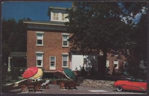 Republican House Restaurant,Ripon,WI Postcard