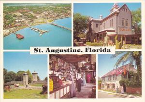 Multi View St Augustine Florida