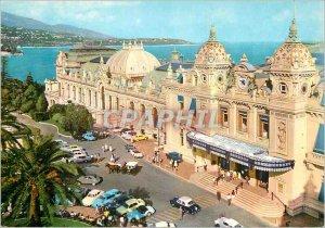 Postcard Modern PRINCIPALITY OF MONACO The Casino MONTE CARLO