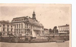 Postal 026835 : Tours, Place de lH?el de Ville vers la Rue Nationale