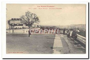 Pau Postcard Old Royal Plaza New Deck