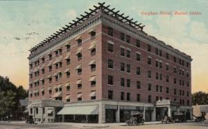 BOISE, Idaho, 1914 ; Owyhee Hotel