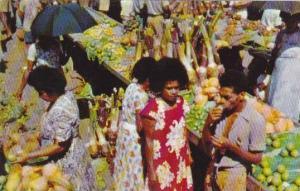 Fiji Suva Market Place