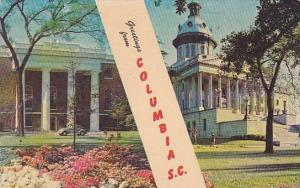 Greetings From Columbia South Carolina 1964