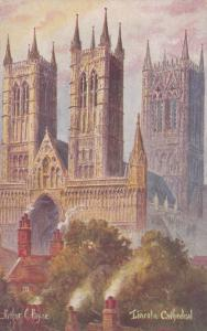 Lincoln Catherdral , UK , 00-10s ; AS Arthur C. PAYNE