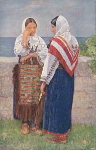 Czechoslovakia Narodne nosn sjeverne Dalmacije
