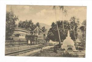 The Temple Of The Holy Tooth, Kandy, Sri Lanka, 1900-1910s