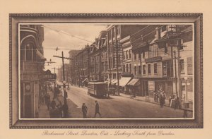 LONDON , Ontario , Canada , 00-10s ; Richmond Street Looking South ; TUCK