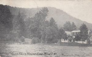 LAKE MOREY, Vermont, PU-1908; Glen Falls House
