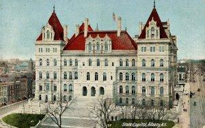 NY - Albany. State Capitol