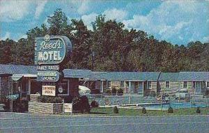 Tennessee Chattanooga Reeds Motel
