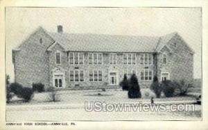 Annville High School Annville PA 1948
