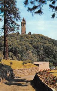 Scotland Stirling The Wallace Monument Abbey Craig