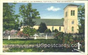 St John's in the Wolderness Flat Rock NC Unused