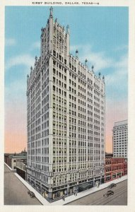 DALLAS , Texas , 1910-30s ; Kirby Building