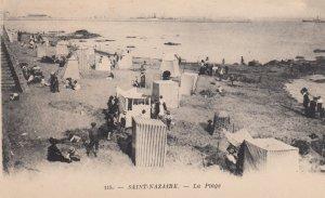SAINT NAZAIRE , France , 00-10s ; La Plage