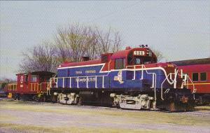 Tioga Central Railroad ALCO RS3 Locomotive #506