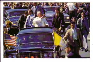 Pope John Paul II, Washington DC 1979,