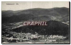 Old Postcard Schirmeck i Els