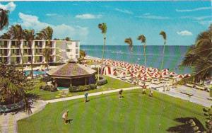 Florida Miami Beach Pan American Motel Collins Avenue