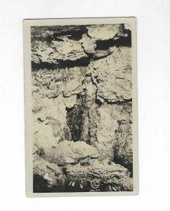 Vtg 1920's/1930's RPPC Wind Cave Natl Park, Hot Springs, South Dakot...