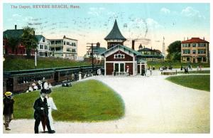 17286   MA  Revere Beach  Railroad Depot