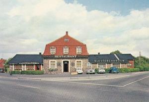 Hotel Klostergaarden Denmark Postcard