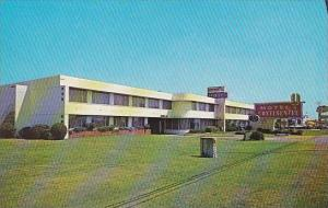 Alabama Montgomery Motel Continentel