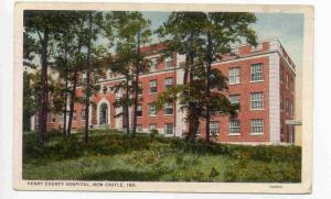 Henry County Hospital, New Castle, Indiana, 00-10s
