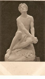 The Proigal Son Tuck Conoisseur Beutiful Statuary Series. PC # 2532